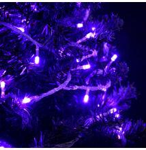 LED Svetelné reťaze 100LED fialové