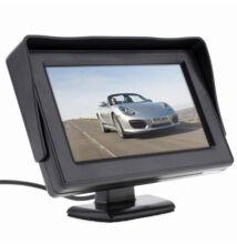 """Univerzálny TFT LCD monitor do auta pre cúvaciu kameru 4,3"""""""