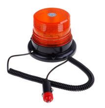 Výstražné svetlo v oranžovej farbe LED 12V 52065X