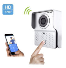 Wifi Video Smart zvonček a kamera na exteriér 720p