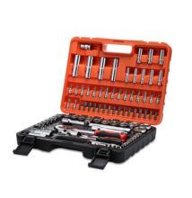 94-dielny set nástrčkových kľúčov s račňovou rukoväťou