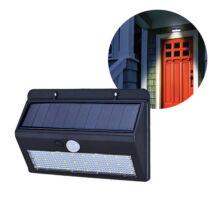 LED solárna stenová lampa s akumulátorom, detekcia pohybu 30LED