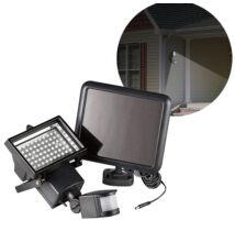LED solárny reflektor na exteriér s detekciou pohybu 10W