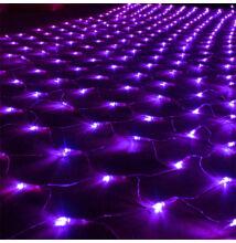 LED Sieť na vnútorné použitie 1,6x1,2m fialová