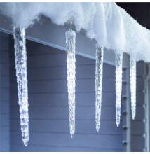 LED cencúle efekt topiaceho sa ľadu 30cm studené biele extra realistické