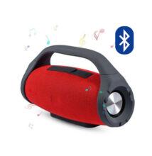 Bezdrôtový Bluetooth reproduktor Power Bank TF USB FM AUX BS-218