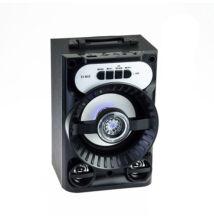 Bluetooth multimedia prehrávač TF USB AUX FM D-B15