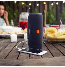 Bezdrôtový reproduktor a PowerBank Bluetooth vodeodolné USB TF MP3 FM rádio