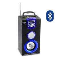 Bluetooth prenosný multimedia prehrávač MP3 USB FM KY-18BT TF