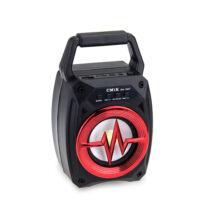 Prenosný multimedia prehrávač MP3 USB FM rádio TF MK-1807