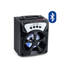 Bluetooth prenosný multimedia prehrávač MP3 USB FM rádio TF MS-310BT