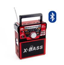 Bluetooth prenosný multimedia prehrávač s lampou P-319UBT MP3 USB FM rádió TF SD