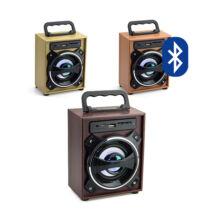 Bluetooth prenosný mini multimedia prehrávač MP3 USB FM rádio TF vo viacerých farbách