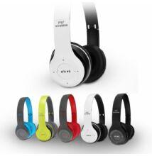 Bluetooth slúchadlá Headset MP3 prehrávač P47