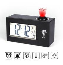LCD projekčné hodinky