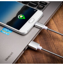 Iphone a Micro Usb nabíjačka a dátový kábel silikón