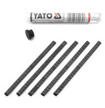 Yato náhradné tuhy do tesárskej ceruzky HB 5db YT-69285