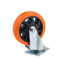 Otočné koleso 120mm plastové