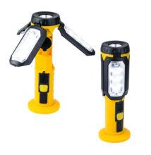 LED nabíjacia pracovná lampa ručná  360° ZX001