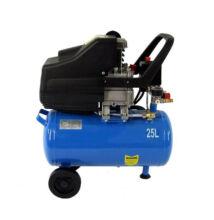Straus 25L 8BAR 1500W vzduchový kompresor