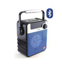 Bluetooth prenosný multimedia prehrávač MP3 USB FM rádio SD P-35