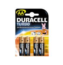 Batérie Duracell AA 4ks