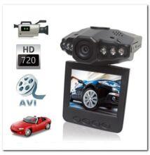 HD DVR kamera na nahrávanie udalostí z cestnej premávky