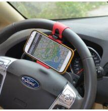 Držiak do auta na volant