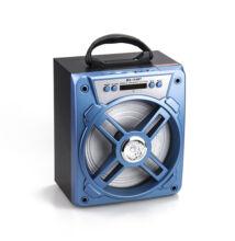 Bluetooth prenosný multimedia prehrávač MP3 USB FM rádio SD MS-154BT