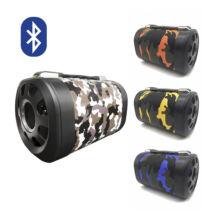 Bluetooth prenosný reproduktor MS066 maskáčový vo viacerých farbách