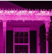 Cencúle 180 LED, Ružové 5m