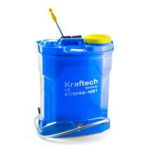 Kraftech 16L chrbtový akumulátorový postrekovač