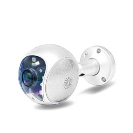 Bezdrôtová WiFi IP HD kamera s alarmom 19Q