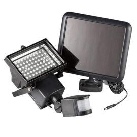 LED solárny reflektor na exteriér s detekciou pohybu 15W