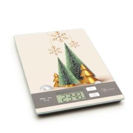 Kuchynská váha vianočný strom