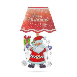 Vianočná LED nálepka 17x28cm 58257C
