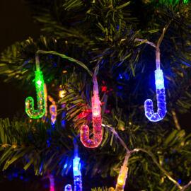 LED svetelná reťaz lízatko