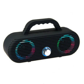 Bluetooth prenosný prehrávač multimedia MP3 USB FM rádio TF CH-M86
