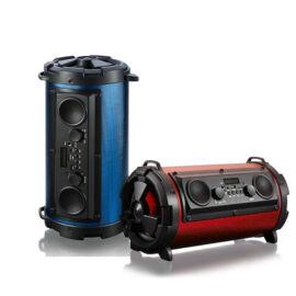 Bluetooth prenosný multimedia prehrávač MP3 USB FM rádio TF IS100