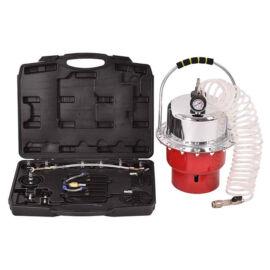 Haina pneumatické zariadenie pre výmenu a odvzdušnenie brzdovej kvapaliny HA-3018