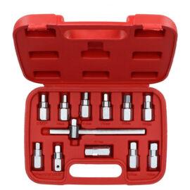 Haina Sada na vypúštanie oleja klúče 12 ks HA-3020