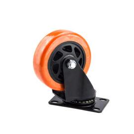 Otočné koleso 75mm plastové