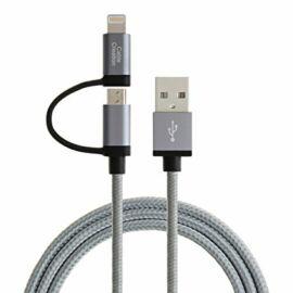Iphone nabíjačka a dátový kábel USB a iPhone 1m