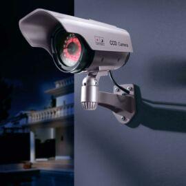 Falošná bezpečnostná kamera LED