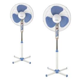 Stojanovy ventilator 2ks so signálom svetlom 130cm 40W GV-6001