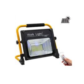 Solárna LED pracovná lampa nabíjacia 50W 80W 150W IP67 W745A
