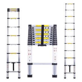 Möller Teleskopický rebrík 11 priečok 3,2m MR70103