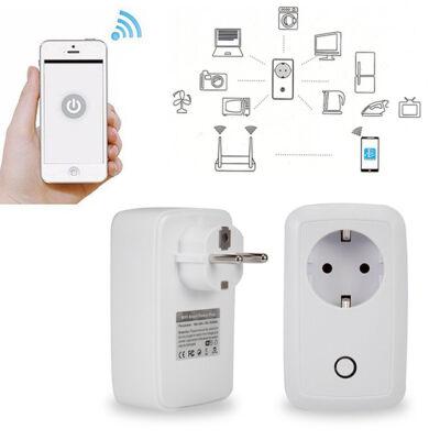 WIFI inteligentná zásuvka s časovačom iphone android