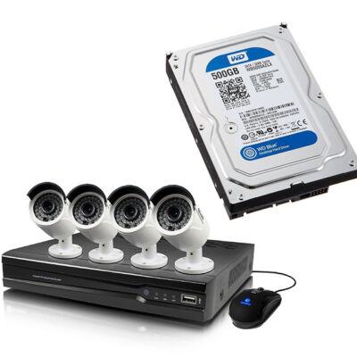Inštalácia HDD do vnútornej jednotky CCTV systémov