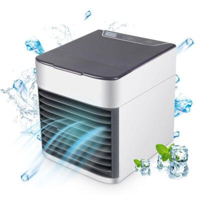 Cool Down Ochladzovač vzduchu LED striedajúce farby